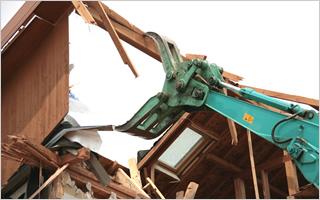 7:解体工事の着工