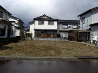 長岡市江陽 T様 木造二階建 36.5坪 115万円