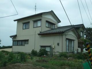 新潟市西区五十嵐 K様 木造二階建 25.5坪 59万円