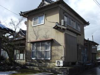 新潟市南区 O様 木造二階建 44.5坪 97万円