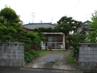 新潟市北区 K様 木造平屋建 23.25坪 60万円