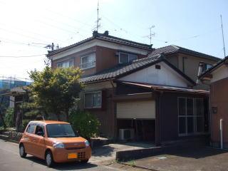 新潟市東区 O様 木造二階建 46.5坪 105万円