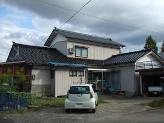 新潟市南区 B様 木造二階建 55.5坪 130万円