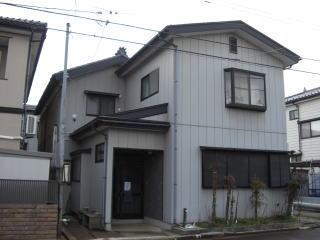 長岡市花園 M邸 木造二階建 46.25坪 101万円