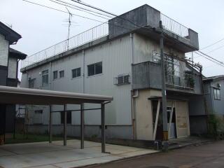 長岡市水道町 K様 鉄筋コンクリート造 55.75坪 270万円