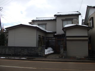 長岡市緑町 S様 木造二階建 47.5坪 125万円