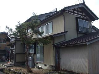 南魚沼市麓 M様 木造二階建住宅・倉庫・車庫 99.5坪 192万円
